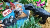 恐龙之帮助小海狮脱离困境