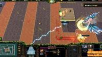 【于拉出品】魔兽RPG第1256期: 刀塔循环圈SSR骷髅王蓝胖子被抢装备无尽83