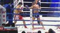 中外名将铁拳对攻不后退 吴要松连续重击软肋大胜巴西拳王