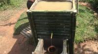 荒野生存 原始技能 生存哥 用古法在森林中制作滤水器