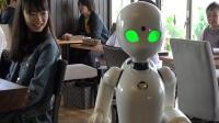 日本机器人咖啡馆为身体障碍者创造工作机会