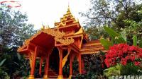 西双版纳曼听公园-全程畅游美景如画的傣王御花园01