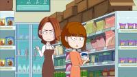 超市偶遇前任女友, 隔着屏幕都觉得尴尬!