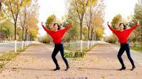 冬季热身《广场舞》简单动感32步, 跳了不再冷