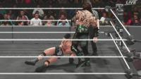 海王 VS 巨石强森! WWE2K19世界摔角争霸