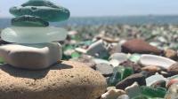 """这个沙滩""""宝石""""遍地, 游客随意拿, 专家: 20年后可能消失!"""