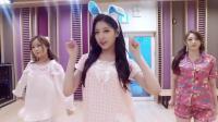 韩国美少女团队可爱风睡衣舞蹈, 小短裙和小白鞋, 实在太可爱了!
