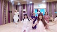 韩国小姐姐穿着睡衣跳舞, 可爱的小耳朵, 看的让人想入非非!