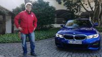 基于CLAR平台的首款3系 此地无垠海外试驾全新一代BMW3系G20