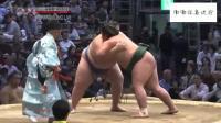 重量级大相扑, 回顾2018年11月比赛: 锦木彻也VS逸之城骏!