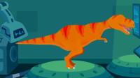 恐龙公园全新升级版 恐龙世界大发现 侏罗纪公园的秘密 勇闯恐龙岛 霸王龙历险记 陌上千雨解说