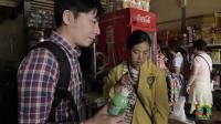 在缅甸小卖部买饮料, 来听听老板娘的中文如何? 拍于缅甸掸邦
