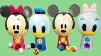 拼装扭蛋之迪士尼米奇迷你扭蛋机