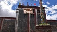 11: 灰白红的萨迦寺, 诉说千年历史! 【2018西藏之旅】