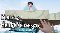 真相大白! 丨Hello Neighbor : Hide and Seek 结局