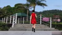 原创32步广场舞《花一样的姑娘》长得真漂亮