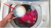 洗衣机里倒一碗它, 洗衣服太棒了, 多脏的衣服洗完都跟新的一样
