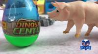酷玩工场: 玩具故事之收银机竟然可以估价, 白条猪无奈最低价