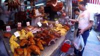街头美食 街头商铺之香港