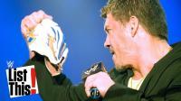 (中字) 面具在墨摔文化中神圣不可侵犯 有5位WWE明星曾扯掉雷尔的面具