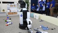 日本发明黑科技机器人, 能自动整理房间, 懒癌患者福音!
