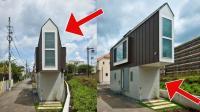 5个独立设计的奇怪房子, 住在8平方米大的小屋里, 是怎样的感受?