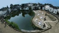 中国最神秘村庄: 诸葛亮后代所建, 八卦布局让人迷惑!