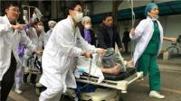 武汉一医生坐诊被人刺伤嫌疑人跳楼身亡