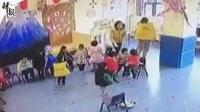 教师将幼儿被拖至监控盲区殴打