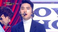 EXO回归后续音乐银行首秀 西装杀真的太狙击心脏了