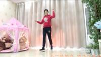 一首《中国红》广场舞, 唱出中国的美, 唱出中国的红!