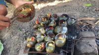 荒野生存 之 烹饪美食