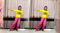 老歌听不够《信天游》简单动感的 健身广场舞送给您