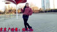 京京广场舞: 《DJ伤不起》动感健身舞 外景