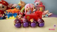 芭比娃娃玩具益智游戏过家家分享拆封小马宝莉惊喜奇趣蛋24