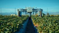 地表最强农耕神器, 全自动化作业, 分分钟收割几万亩地!