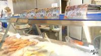 到新西兰旅游的, 发现中国超市, 太亲切了, 马上开始购物