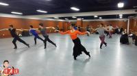 全国优秀舞蹈教师表演的蒙古舞组合, 你能看出他们是北舞还是民大的吗