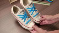 鞋带的花样系法教程 让你的板鞋不单调