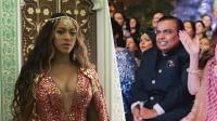 八卦:碧昂丝在女儿婚礼上表演 首富面露尴尬