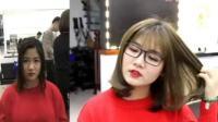 18到28岁女性别乱剪, 这款发型, 时尚显脸小