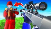 小飞象解说✘战地模拟器 敌人的枪就在我面前! 飞行器还能这么用?