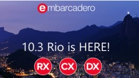 RAD Studio 10.3 Rio 新产品发表研讨会 (上)