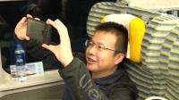 南三龙铁路今天载客试运营:记者体验——平稳、快速、舒适 福建卫视新闻 20181217