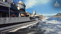 【战舰世界欧战天空】第355期 奋战到最后的Z52