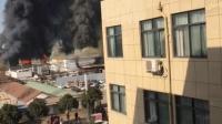 商丘华航现代牧业公司发生火灾 造成11人死亡