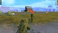 果果解说 刺激战场 军事基地AWM加吉利服枪枪爆头 完美吃鸡