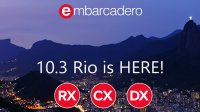 RAD Studio 10.3 Rio 新产品发表研讨会 (下)
