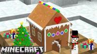 魔哒我的世界1.14新版圣诞精灵与雪人命令方块指令
