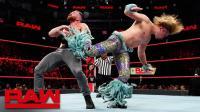 【RAW 12/17】(中字) 院长打退挑战者布里斯 遭赛斯罗林斯背后袭击